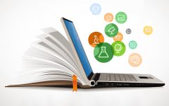 How Social Media Entwines with Distance Learning