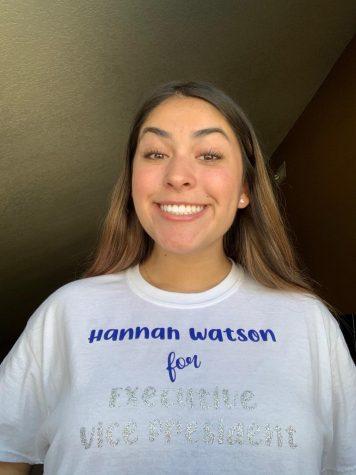 Senior Hannah Watson is the newest Saugus