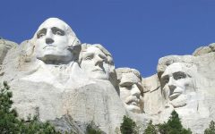 Controversy at Mount Rushmore