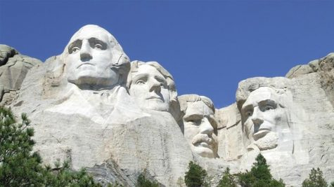 Activist push for the removal of the monument Mount Rushmore,in South Dakota