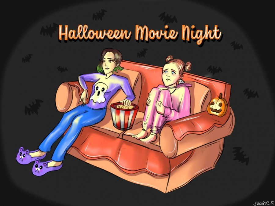As+Halloween+approaches%2C+people+are+beginning+to+watch+scary+movies+that+will+frighten+many.