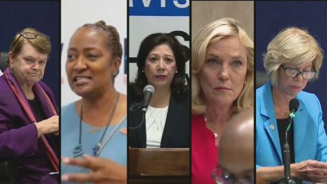 For the first time ever, voters elected an all-women Board of Supervisors for the L.A. County
