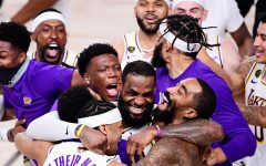 Lebron James Leads Lakers to NBA Championship