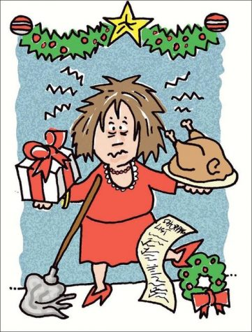 The Holidays can be stressful and on top of the covid-19 pandemic, there is even more stress.