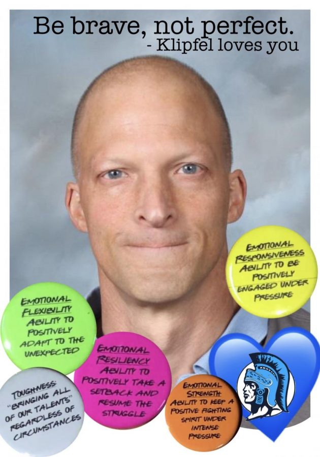 How Klipfel Earned Teacher Of The Year