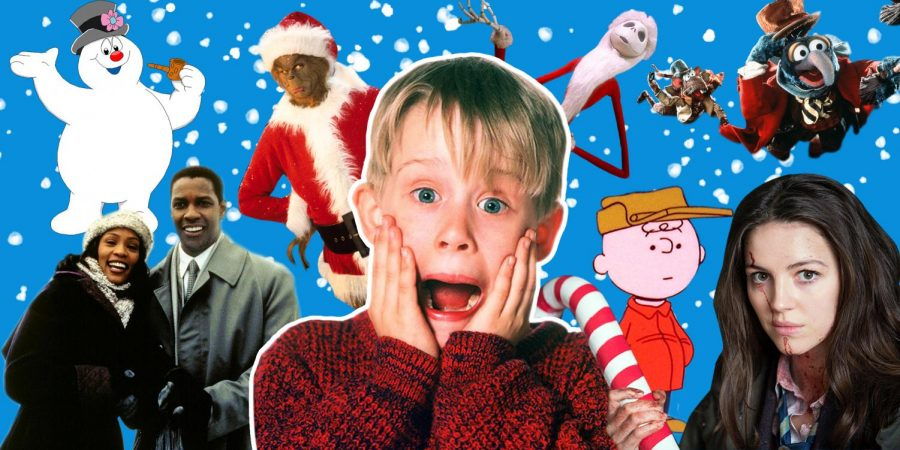 The Holiday's are fast approaching, and to celebrate there are many holiday movies to get you in the spirit.