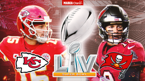 Super Bowl LV is set to be a face off between the Kansas City Chiefs and Tampa Bay Buccaneers