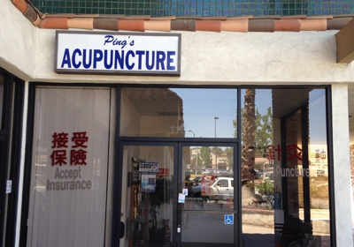 Ping's Acupuncture located on Bouquet Canyon is a five star rated acupuncture center in Santa Clarita