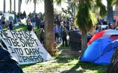 Efforts to Remove Homeless Encampments at Echo Park Reveal County Priorities