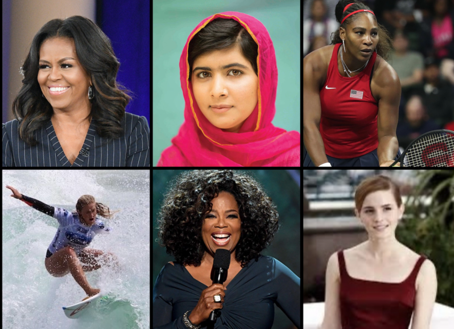 This Women's History Month, The Scroll looks at women who inspire today.