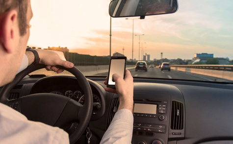 Popular distraction that causes far too many car accidents.