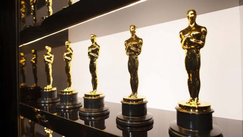 With the Oscars fast approaching, many people  are anticipating the awards ceromony.