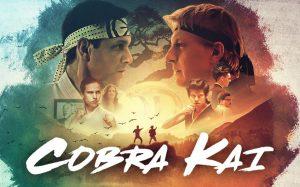art from Netflix's Cobra Kai