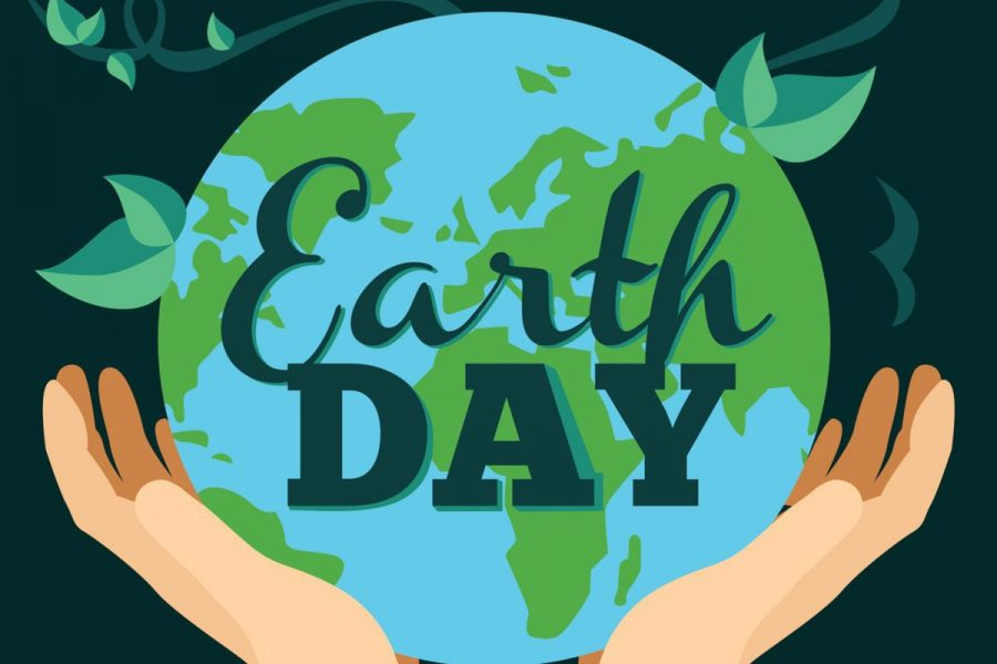 Earth+day+is+an+annual+holiday+made+to+celebrate+the+environment+and+bring+awareness+to+saving+the+Earth%27s+environment.