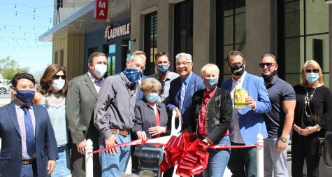 Laemmle Theatre Officially Opens In Old Town Newhall
