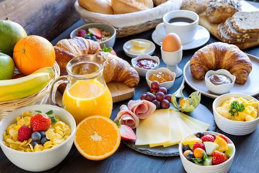 International Breakfast Foods from Around the World