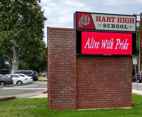 Hart High School's Characterizing Mascot Finally Gets Removed
