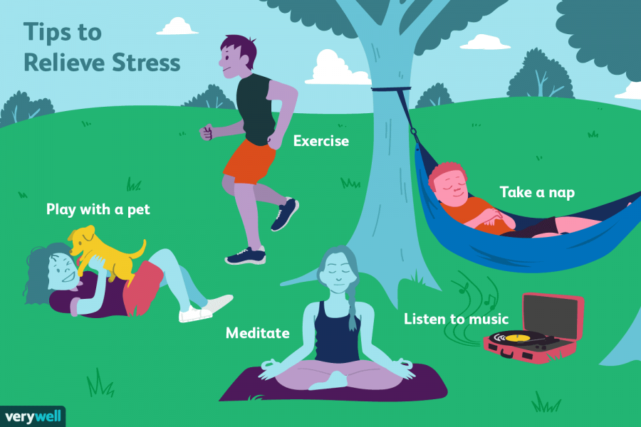 Reducing Stress this School Year