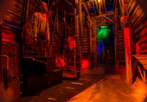 The Rein of Terror Haunted House is sure to offer an intense, exciting night of fun.